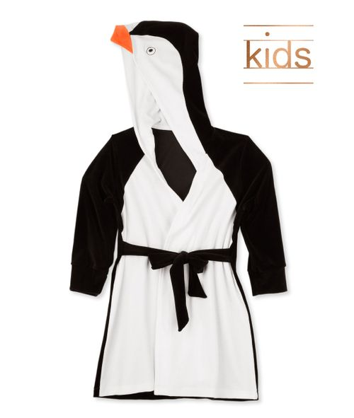 Robe-Curto-Com-Capuz-Plush-Fun-Kids
