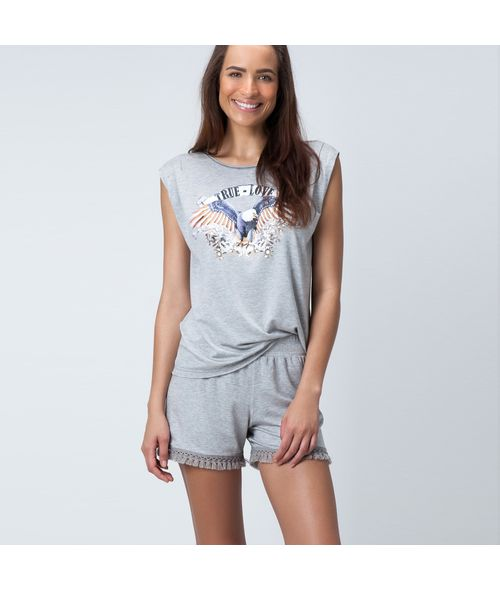 Pijama-Curto-Regata-Malha-True-Love