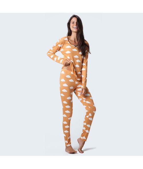 Pijama-Legging-Malha-Sky-