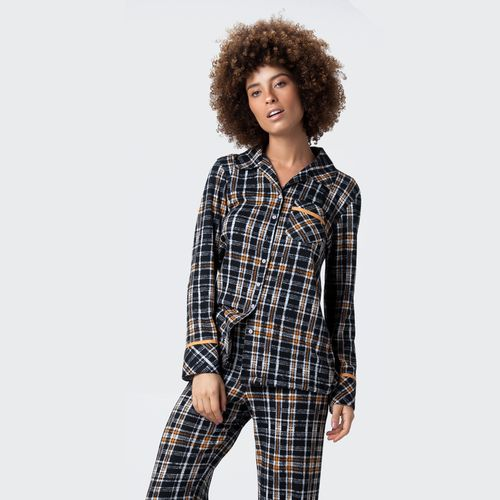 Pijama-Longo-Abertura-Frontal-Tricot-Oxford