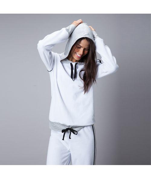 Pijama-Longo-Com-Capuz-Soft-Queen