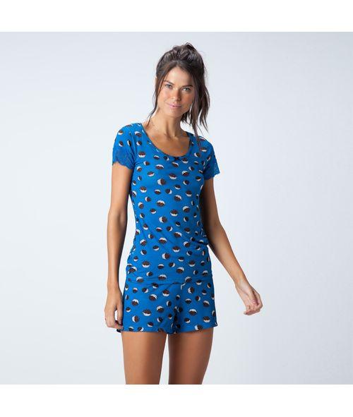 Pijama-Curto-Malha-Brigadeiro