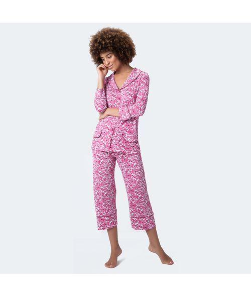 Pijama-Capri-Jersey-Maya-