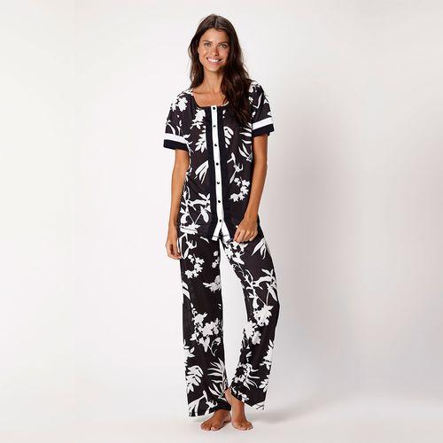 Pijama-Longo-Manga-Curta-Jersey-Amsterda