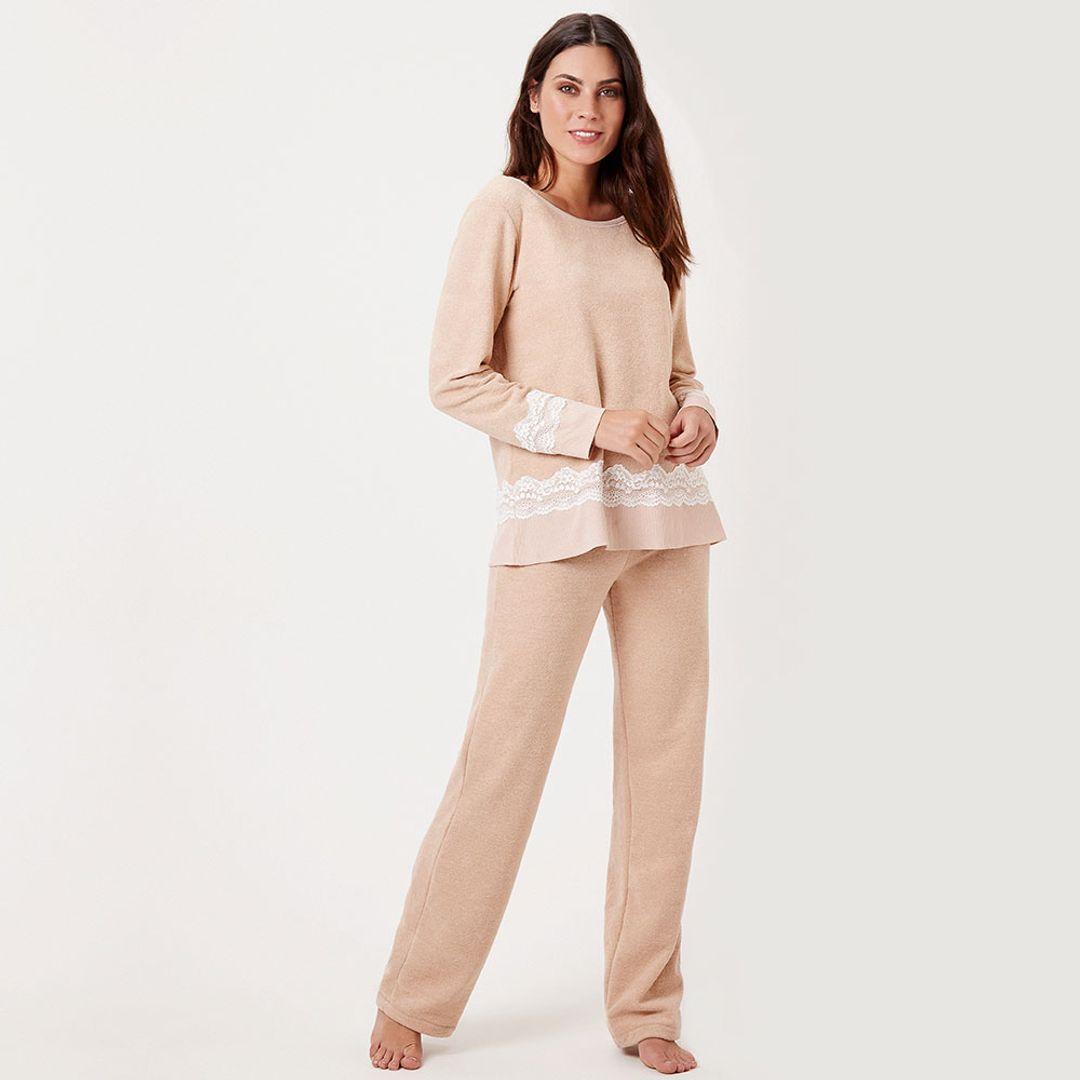 Pijama-Longo-Soft-Croacia-