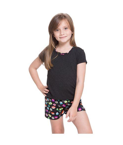 Pijama-Curto-Cetim-Sushi-Kids-