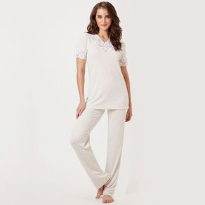 Pijama-Longo-Malha-Provance-