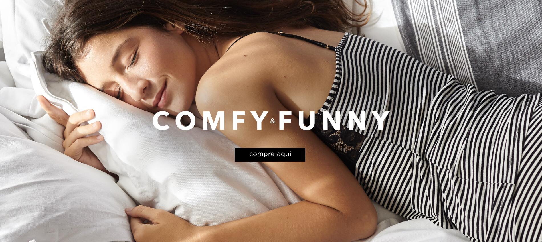 Comfy funny