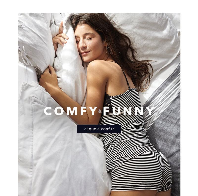 Banner COMFY FUNNY