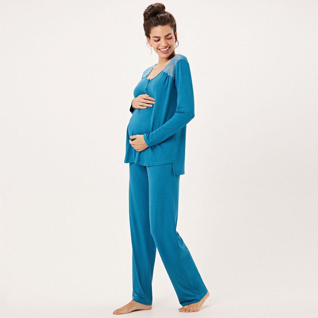 Pijama-Longo-Laura-Maternidade-