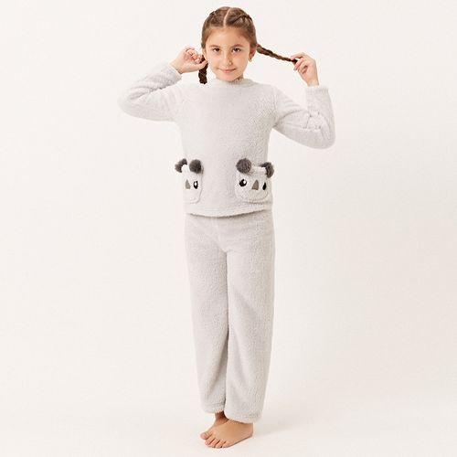 Pijama-Longo-Soft-Madagascar