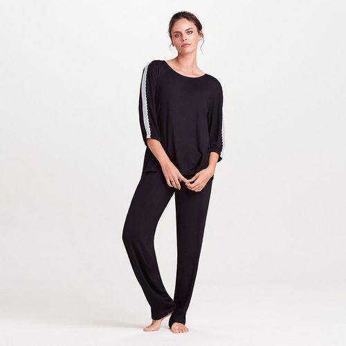 Pijama-Longo-Malha-Oxford-