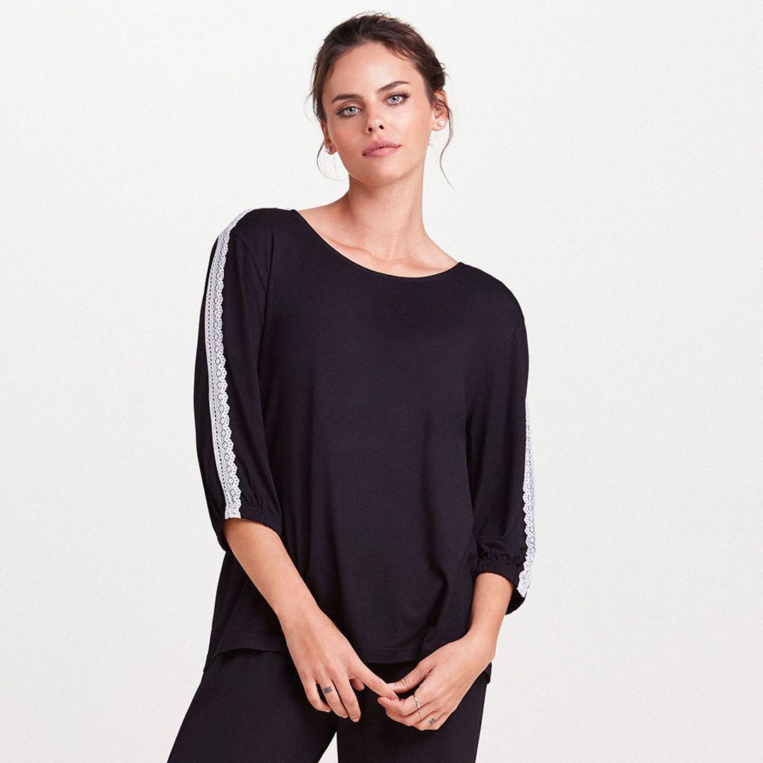 Pijama-Longo-Malha-Oxford