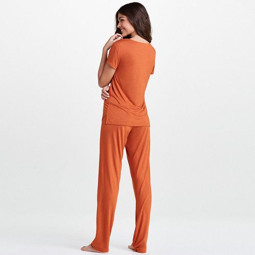 Pijama-Longo-Malha-Lion