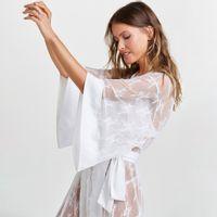 Robe-Curto-Tule-Nicole