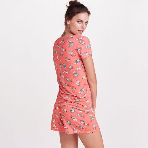 Pijama-Curto-Malha-Alice