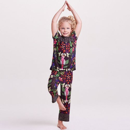 Pijama-Curto-Jersey-Madagascar-Kids-Feminino-