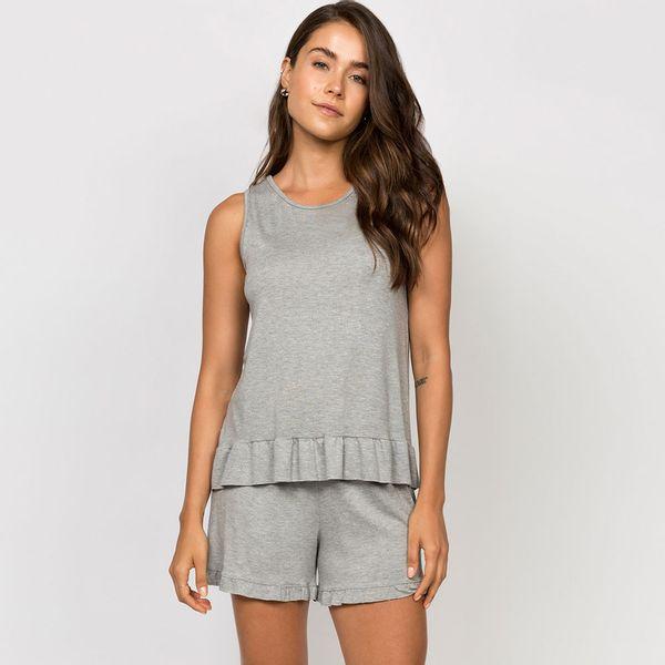 Pijama-Curto-Regata-Malha-Lavinia
