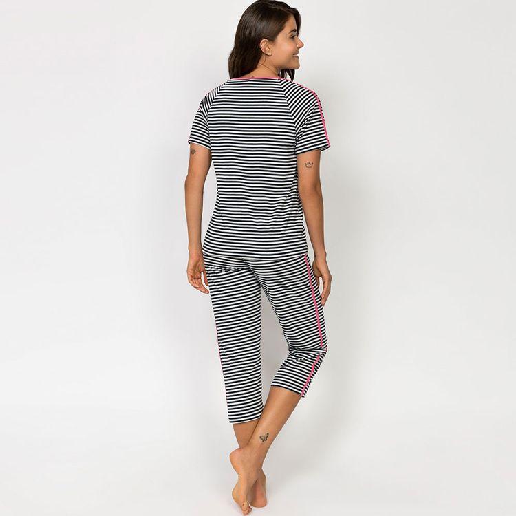 Pijama-Capri-Malha-Tulum