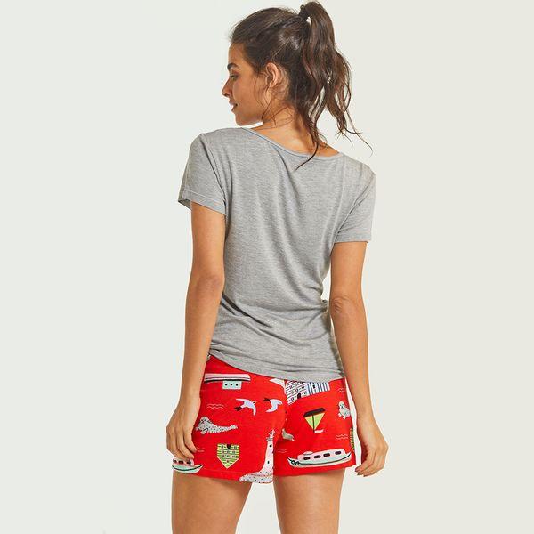 Pijama-Curto-Manga-Curta-Malha-Polo-Norte