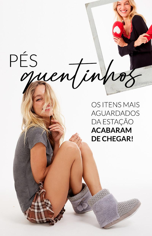 Pés Quentinhos _ Mobile - trackEcommerce