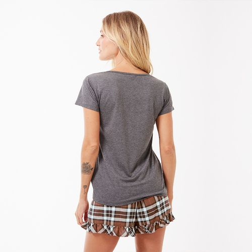 Pijama-Curto-Manga-Curta-Flanela-Artico