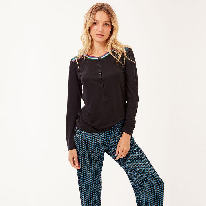 Pijama-Longo-Manga-Longa-Malha-Gigi