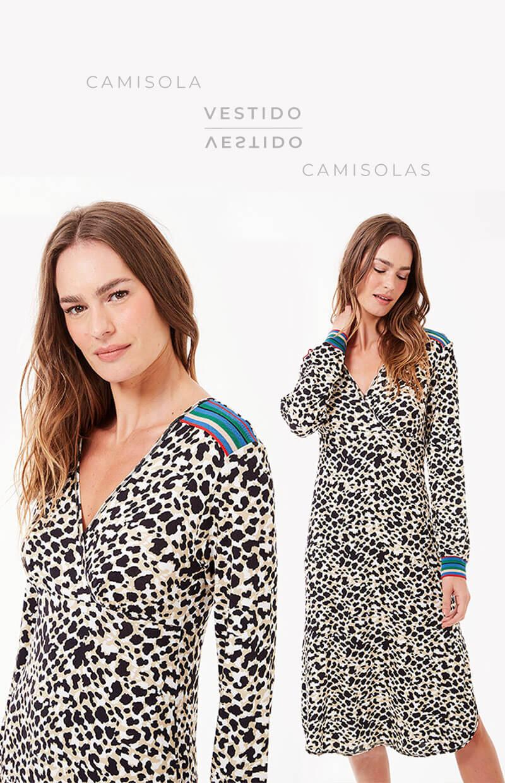 Camisolas vestidos ou vestidos camisolas - trackEcommerce