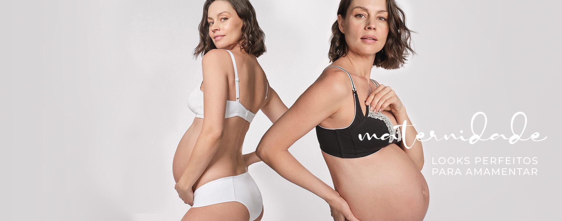 Maternidade looks - trackEcommerce