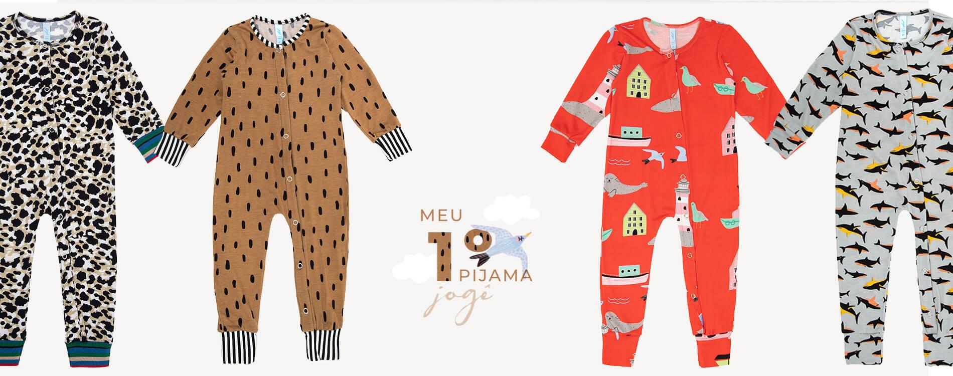 Meu primeiro pijama - trackEcommerce