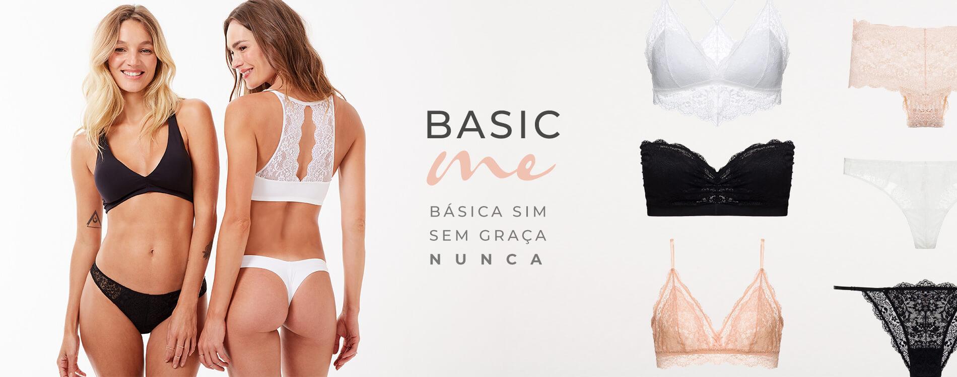 Basic me - trackEcommerce