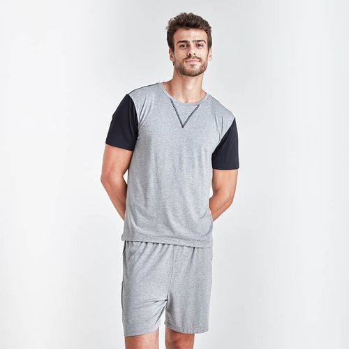 Pijama-Curto-Manga-Curta-Malha-Gustavo-Masculino
