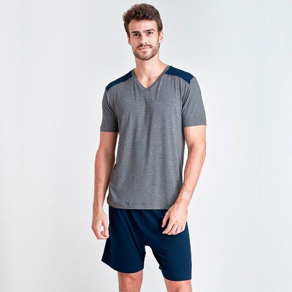 Pijama-Curto-Manga-Curta-Malha-Rafael-Masculino