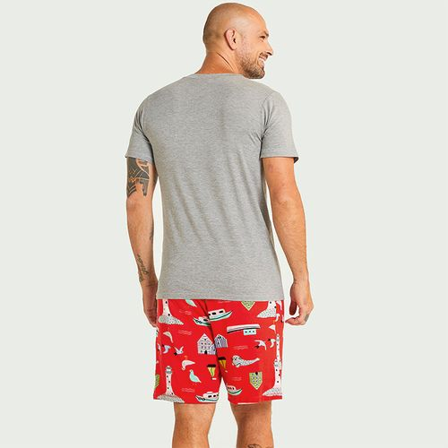 Pijama-Curto-Manga-Curta-Malha-Polo-Norte-Masculino