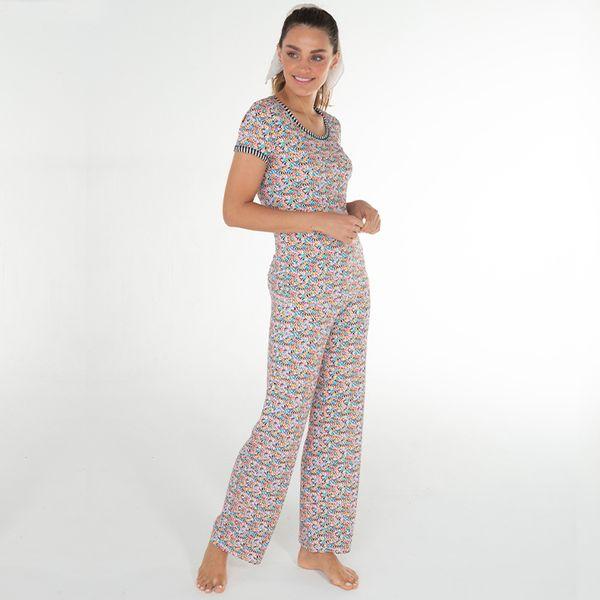 Pijama-Longo-Manga-Curta-Malha-Mizunhocas