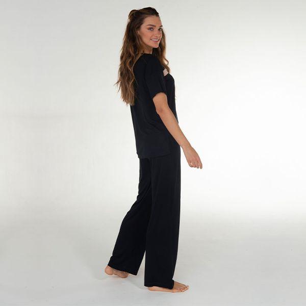 Pijama-Longo-Manga-Curta-Malha-Riviera