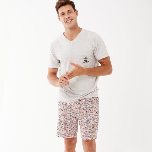 Pijama-Curto-Manga-Curta-Malha-Mizunhocas-Masculino