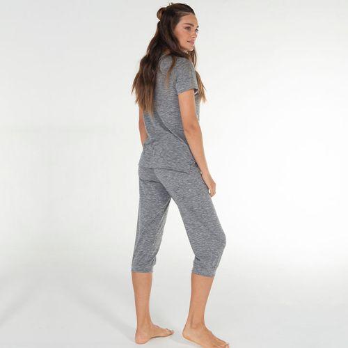 Pijama-Capri-Manga-Curta-Malha-Dani