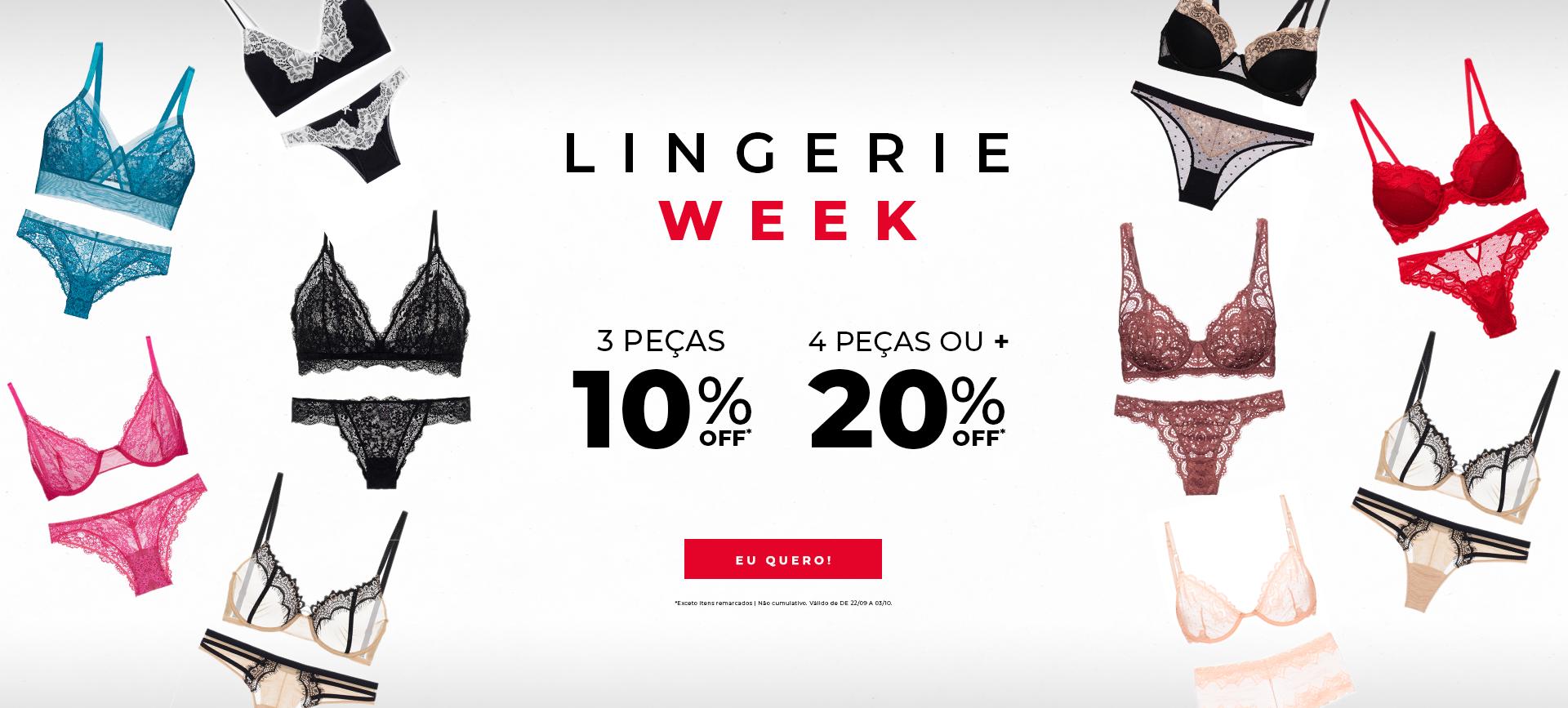 Lingerie week